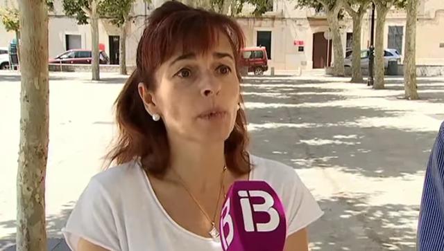 Ana Rodríguez, tía de Paula Fornés
