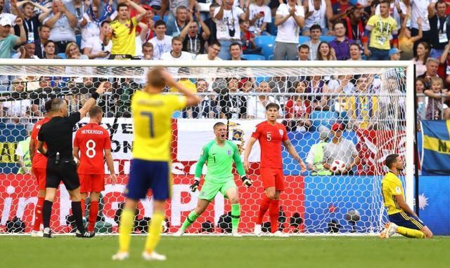 Inglaterra contra Suecia 2