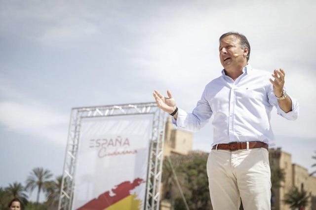 Joan Mesquida Plataforma ciudadana
