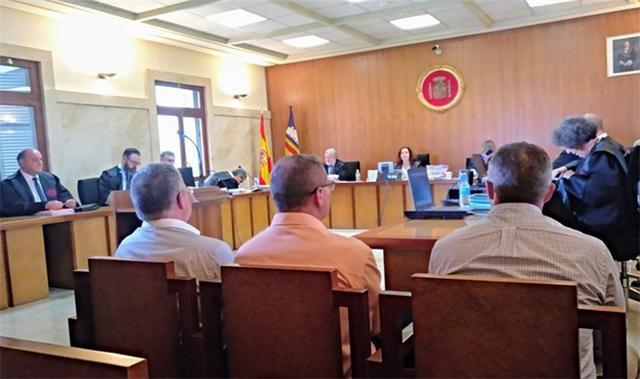 Juicio contra los agentes que acosaron a Sonia Vivas (Archivo)