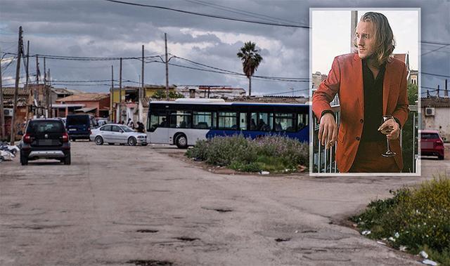 Le dieron una paliza de muerte cerca del poblado de la droga de Son Banya