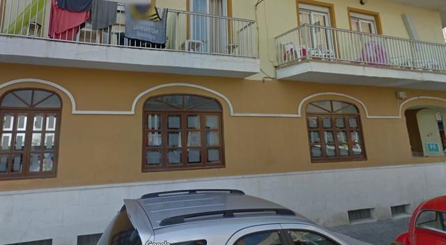 La turista húngara ha caído desde un segundo piso al capó de un coche que estaba estacionado en  Playa de Palma