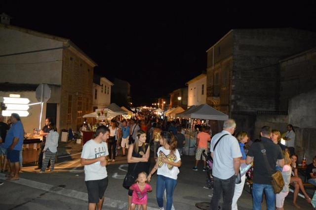 Miles de personas se dan cita estos días en el municipio (Foto: Facebook: Ajuntament de Sant Llorenç des Cardassar)