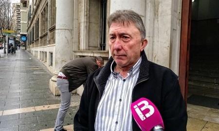 Antonio Copete, Secretario General de la Federación de Servicios, Movilidad y Consumo (Foto: Europa Press)