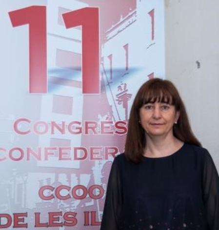 Yolanda Calvo, Secretaria de Empleo y Formación de Comisiones Obreras