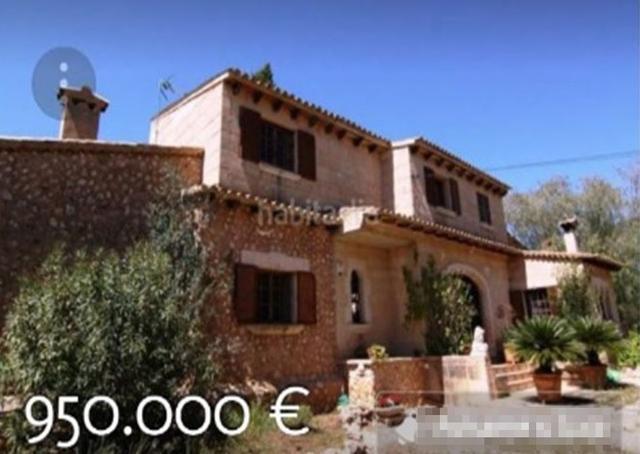La inmobiliaria que publicitaba la casa que adquirió el gobierno insular por 1.200.00€, 250.000 euros más