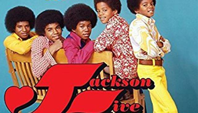 Portada de un disco cuando los Jackson 5 estaban en pleno apogeo