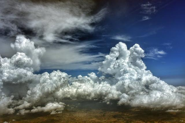 El mal tiempo obligó el sábado a desviar 13 vuelos destinados a Palma (Foto: Twitter Jordi Martin Garcia)