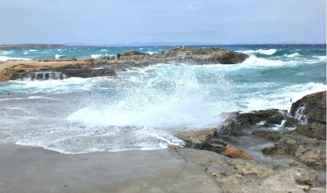 Las costas de Formentera suelen ser puerto de llegada de pateras en los últimos tiempos