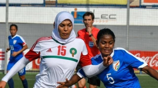 La futbolista marroquí no comunicó a nadie de su equipo sus planes de quedarse en España