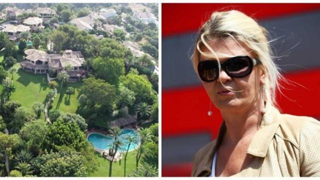 La lujosa propiedad adquirida por Corina Schumacher era antes de Florentino Pérez