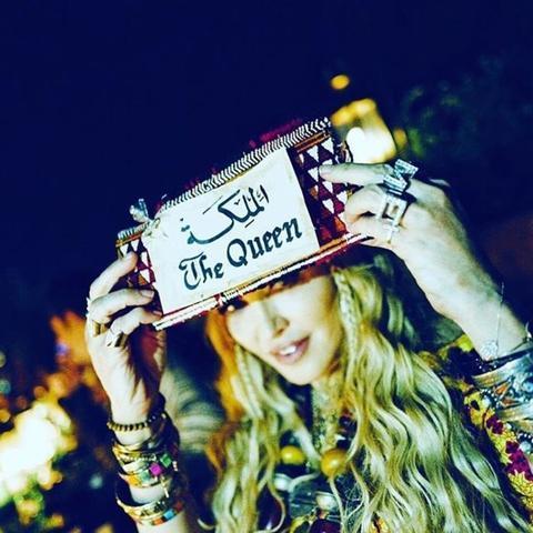 Ella, Madonna, sigue en su trono del pop mundial y no hay nadie que le haga sombra