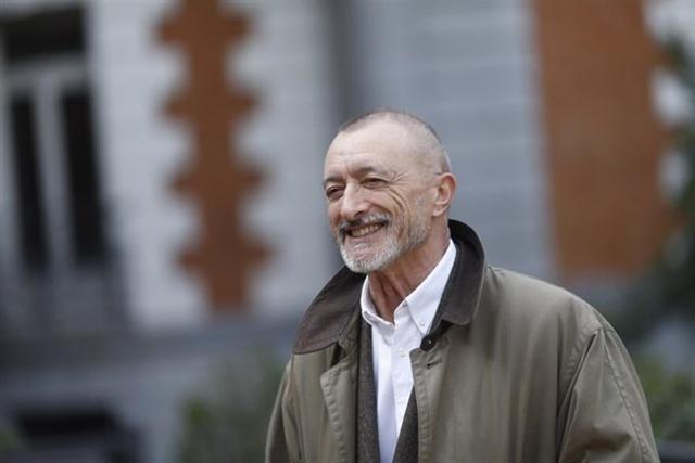 El polifacético Arturo Pérez Reverte (Foto: Europa Press)