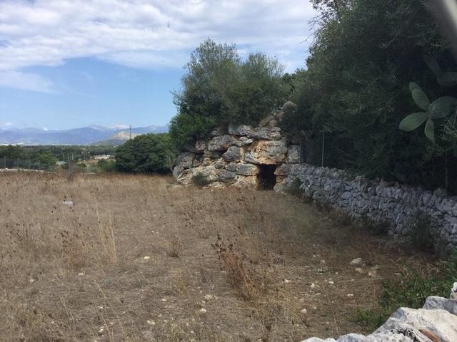 El asentamiento prehistórico ocupa una extensión aproximada de 18.000 metros cuadrados (Foto: Consell de Mallorca)