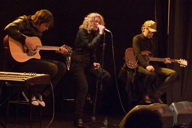 La banda mallorquin, Sterlin, versionará a Cohen en Llucmajor (Imagen: Fonart)