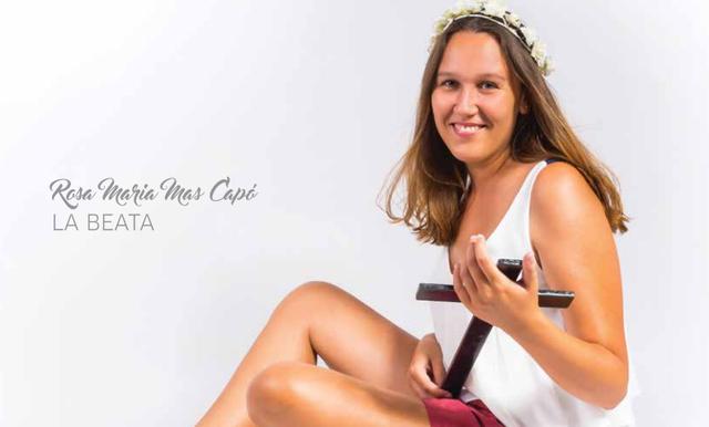 Rosa Maria Mas Capó ha sido la joven elegida para representar a La Beata este 2018