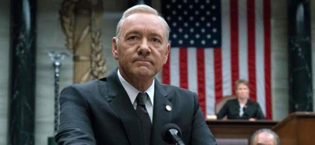 La serie `House of Cards´, el último éxito del ganador de dos Óscars