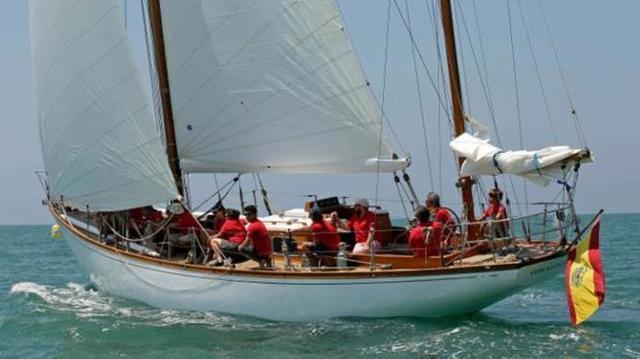El barco perteneció a Don Juan de Borbón