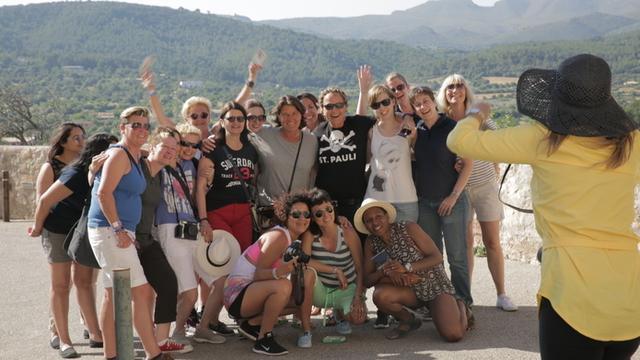 Las excursiones, siempre divertidas (Foto: ELLA Festival)