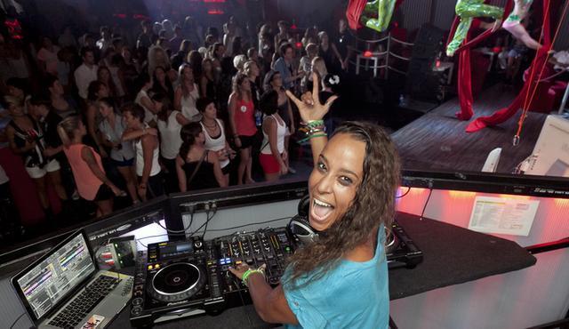 La música, siempre a cargo de artistas femeninas (Foto: ELLA Festival)