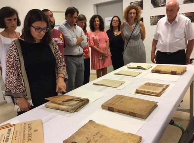 El de Valldemossa es uno de los 14 archivos municipales de Mallorca (Foto: Consell de Mallorca)