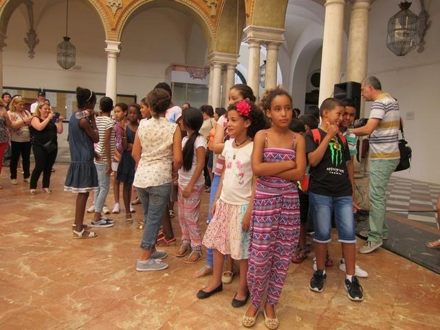Las familias del programa se reencontrarán en el aeropuerto de Palma para despedir a los niños (Foto: Archivo)