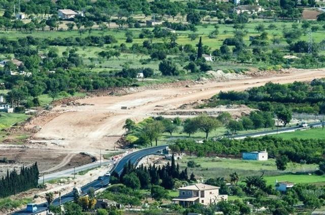 Terraferida ha fotografiado el área afectada de este desdoblamiento (Foto: Twitter)