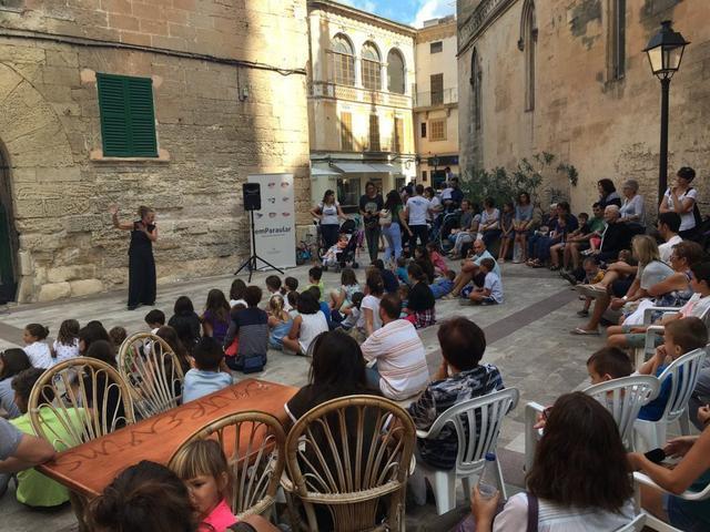 Imagen del año pasado en el que el Festival se estrenó con un gran éxito (Foto: AJ Manacor)