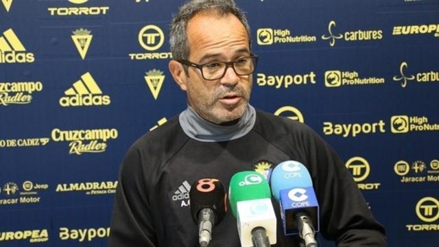 El ahora entrenador del Cádiz, Álvaro Cervera, fue jugador mallorquinista (Foto: Europa Press)