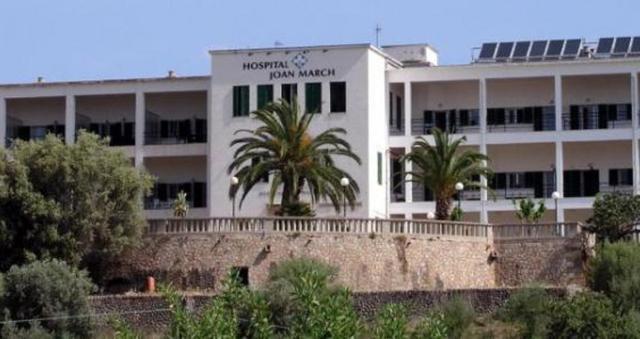 Patricia Gómez asegura que el hospital Joan March, en la imagen, seguirá abierto