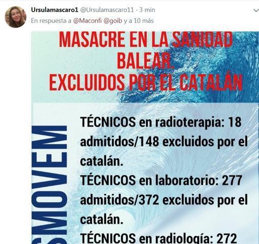 catalan ursula mascaro tuit contra patricia gomez