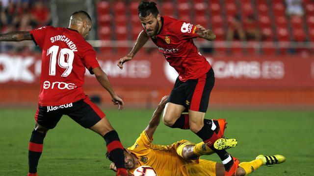 Stoichkov y Àlex López pueden formar la dupla atacante