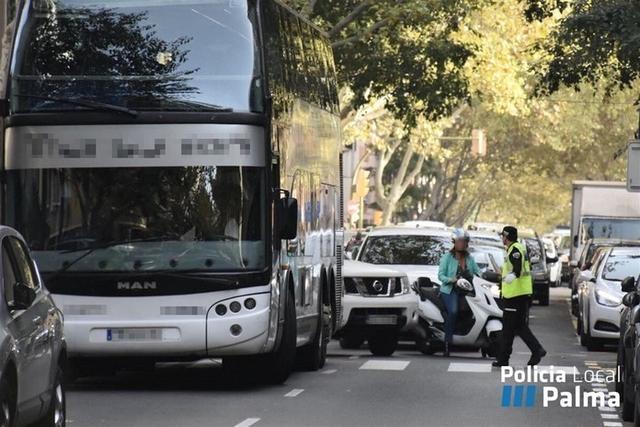 La Policía Local de Palma contará con un total de 300 agentes (Foto: Policía Local Palma)