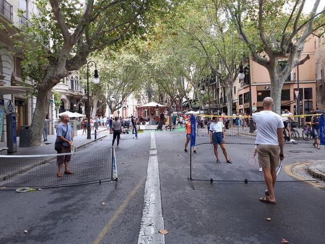 """Noguera ha explicado que la Diada """"representa lo que queremos para Palma"""" (Foto: Aj. Palma)"""