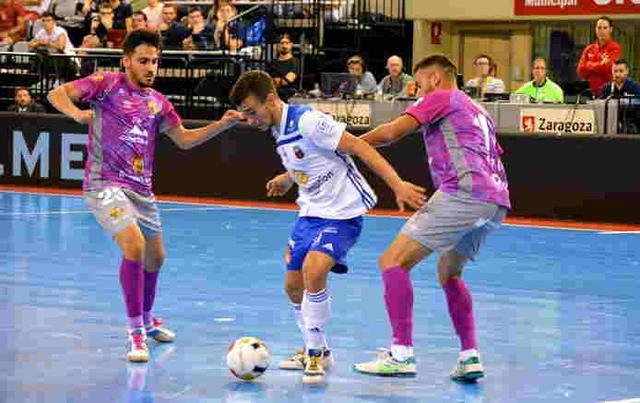 Los palmesanos arrancaron con triunfo (Foto: Palma Futsal)
