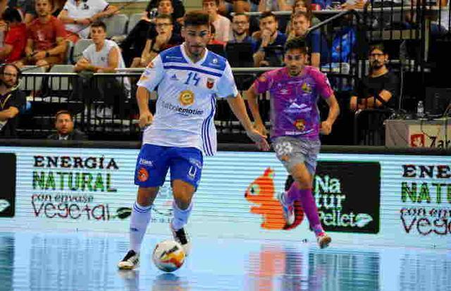 El próximo viernes espera el O'Parrulo Ferrol en Palma (Foto: Palma Futsal)