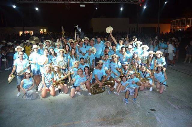La Banda Municipal de Santanyí (Foto: Facebook)