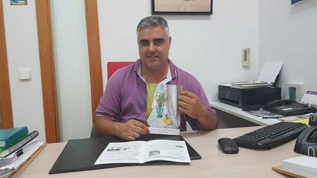 Antoni Matas, alcalde de Calonge