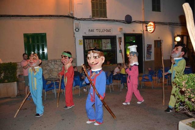 Las Festes de Sant Miquel de Calonge arrancaron el pasado fin de semana