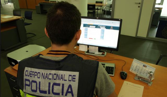 Policía Nacional investiga material encontrados (Foto: archivo)