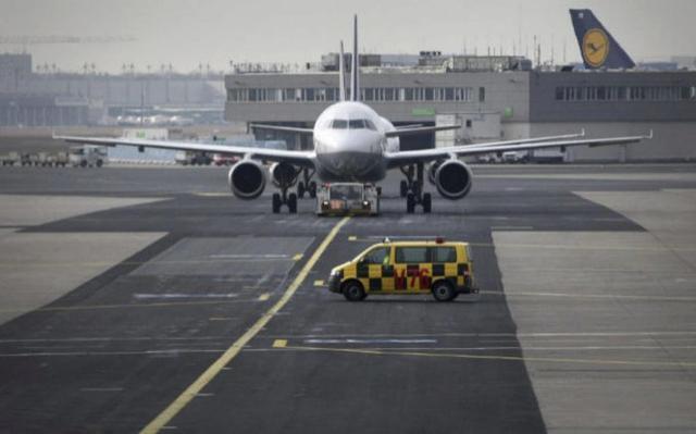 Aeropuerto Ciudad Real, ahora cerrado, y a la espera de recibir el dinero que debe el Govern balear para ponerlo en marcha (Foto: Efe)