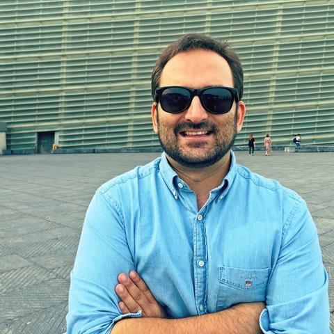 El cineasta mallorquín Marcos Cabotà
