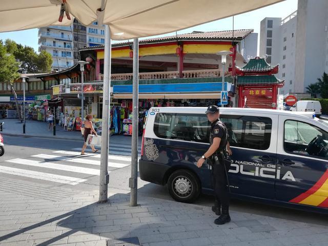 Los agentes contaron con la colaboración de un representante comercial (Foto: CNP)