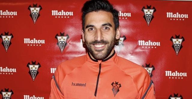 El portero mallorquín de los manchegos, Tomeu Nadal (Foto: Albacete Balompié)