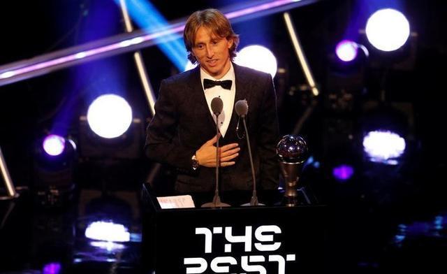 El croata se postula como máximo candidato al Balón de Oro