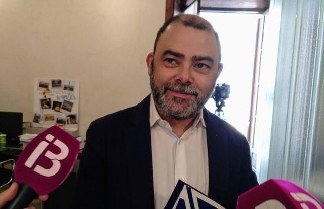 El conseller de Economia, Hisenda i Turisme, Cosme Bonet (Foto: Archivo)