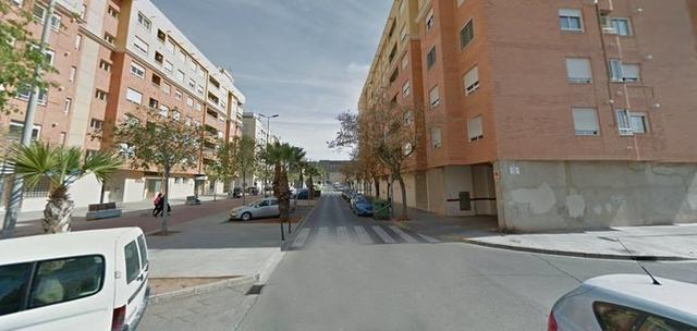 El suceso ha tenido lugar en esta calle de Castellón