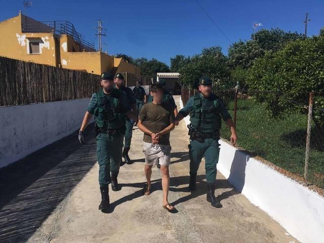 El presunto autor es vecino de Palmanyola (Foto: Guardia Civil)