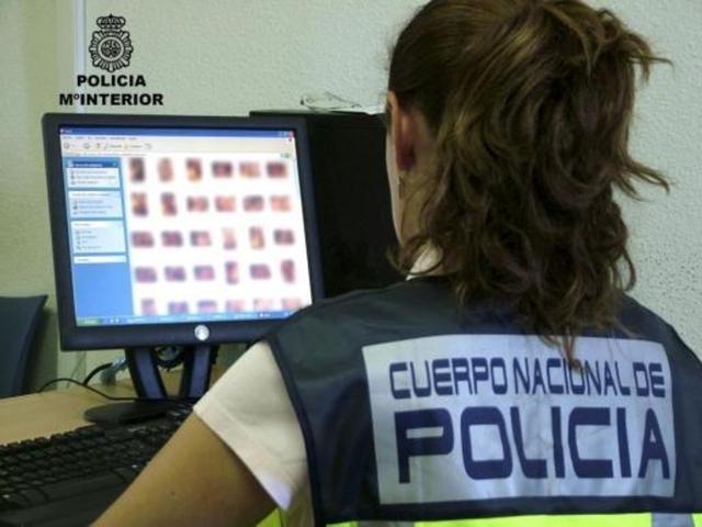 La investigación ha sido llevada a cabo por el Grupo de Delitos Tecnológicos (Foto: CNP)