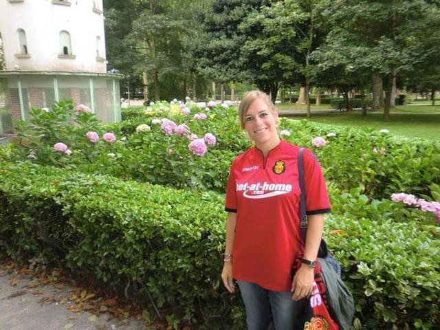 Aina Martorell, vicepresidenta de Moviment Mallorquinista